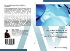 Die Musikindustrie im digitalen Zeitalter kitap kapağı