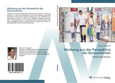 Обложка Werbung aus der Perspektive der Konsumenten