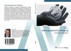 Buchcover von Demographisches Hedging