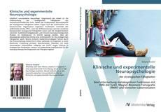 Bookcover of Klinische und experimentelle Neuropsychologie