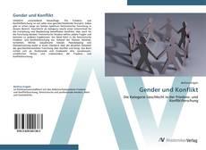 Buchcover von Gender und Konflikt