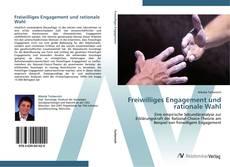 Portada del libro de Freiwilliges Engagement und rationale Wahl