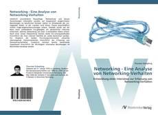 Buchcover von Networking - Eine Analyse von Networking-Verhalten