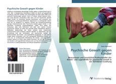 Обложка Psychische Gewalt gegen Kinder