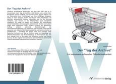 """Der """"Tag der Archive""""的封面"""