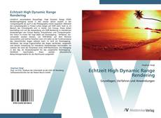 Bookcover of Echtzeit High Dynamic Range Rendering