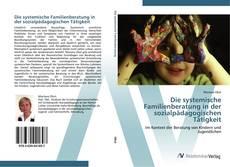 Bookcover of Die systemische Familienberatung in der sozialpädagogischen Tätigkeit