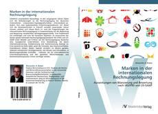 Buchcover von Marken in der internationalen Rechnungslegung
