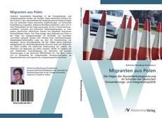Buchcover von Migranten aus Polen