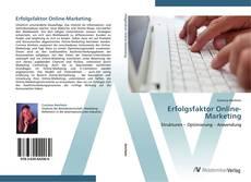 Capa do livro de Erfolgsfaktor Online-Marketing