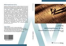 Bookcover of Aktienoptionen & Co.