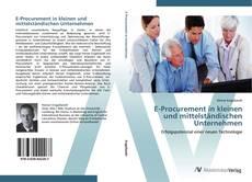 Buchcover von E-Procurement in kleinen und mittelständischen Unternehmen