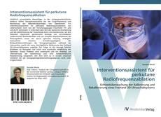 Capa do livro de Interventionsassistent für perkutane Radiofrequenzablation