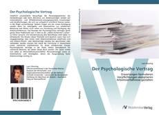 Buchcover von Der Psychologische Vertrag