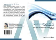 Buchcover von Corporate Identity für kleine Unternehmen