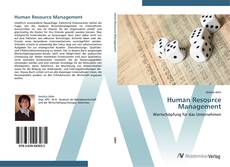 Обложка Human Resource Management