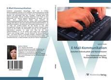 Bookcover of E-Mail-Kommunikation