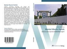Merkel Macht Politik kitap kapağı