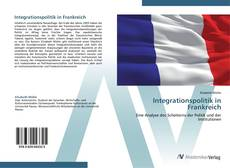 Couverture de Integrationspolitik in Frankreich