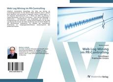 Web Log Mining  im PR-Controlling kitap kapağı