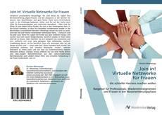 Buchcover von Join in!  Virtuelle Netzwerke  für Frauen