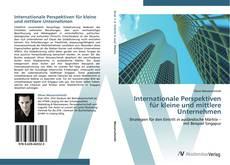 Buchcover von Internationale Perspektiven für kleine und mittlere Unternehmen
