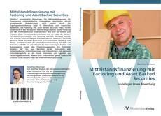 Buchcover von Mittelstandsfinanzierung mit Factoring und Asset Backed Securities