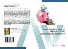 Buchcover von Kapitalbeschaffung für Existenzgründer