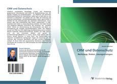 Capa do livro de CRM und Datenschutz