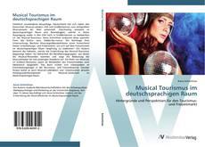Buchcover von Musical Tourismus im deutschsprachigen Raum