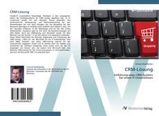 Capa do livro de CRM-Lösung