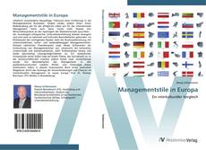 Bookcover of Managementstile in Europa