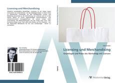 Licensing und Merchandising kitap kapağı