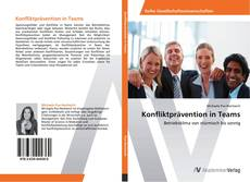 Portada del libro de Konfliktprävention in Teams
