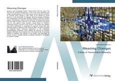 Buchcover von Meaning Changes