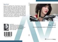 Buchcover von Riot Grrrl
