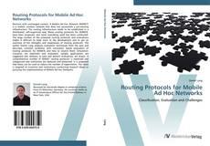 Couverture de Routing Protocols for Mobile Ad Hoc Networks