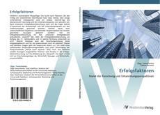 Bookcover of Erfolgsfaktoren