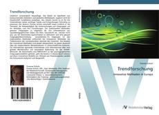 Bookcover of Trendforschung