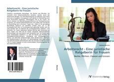 Buchcover von Arbeitsrecht - Eine juristische Ratgeberin für Frauen