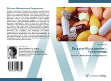 Bookcover of Disease-Management-Programme