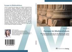 Buchcover von Europa im Mediendiskurs