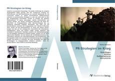 Обложка PR-Strategien im Krieg