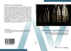 Buchcover von Wahnsinn und Aufklärung