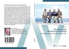 Die Deutsche Rentenversicherung kitap kapağı