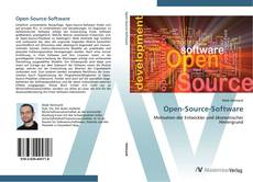 Buchcover von Open-Source-Software