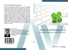 Capa do livro de Green Brand Management