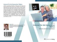 Couverture de Internet für die Generation 50plus