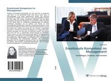 Buchcover von Emotionale Kompetenz im Management