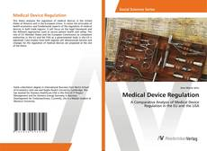 Bookcover of Medical Device Regulation